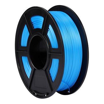 Sunlu 1.75mm silk PLA 1kg modrá - Filament