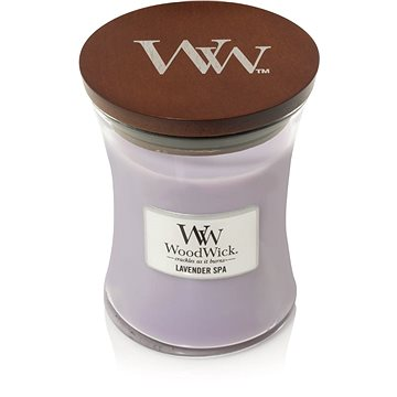 WOODWICK Lavender Spa 275 g - Svíčka