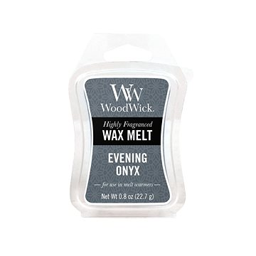 WOODWICK Evening Onyx 22,7 g - Vonný vosk
