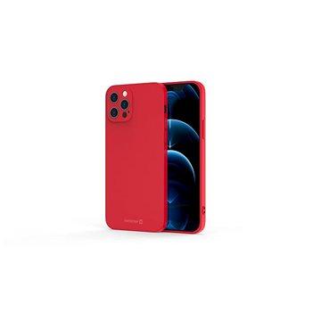 Swissten Soft Joy pro Huawei P40 Lite červená - Kryt na mobil
