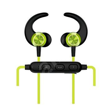 Swissten Active limetková - Bezdrátová sluchátka