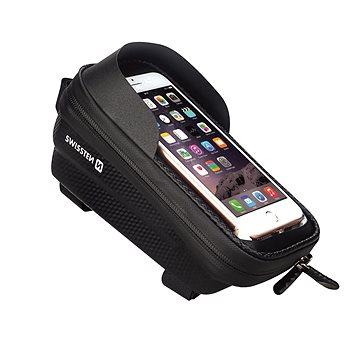 """Swissten vodotěsné pouzdro na kolo pro mobilní telefony od 5.4"""" do 6.7"""" (1) - Držák na mobilní telefon"""