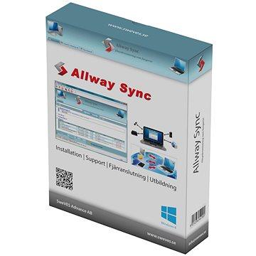 Allway Sync Pro (elektronická licence) - Kancelářský software