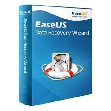 EaseUs Data Recovery Wizard Technician (elektronická licence) - Zálohovací software