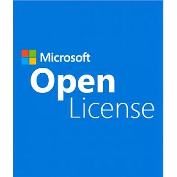 1 klient pro Microsoft Windows Server 2019 StD Core Edit OLP USER CAL (elektronická licence) - Klientské licence pro server (CAL)