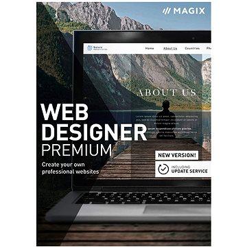 Xara Web Designer 17 Premium (elektronická licence) - Kancelářský software