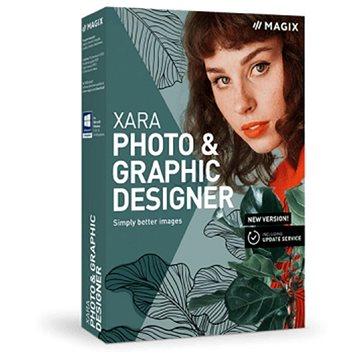 Xara Photo & Graphic Designer 17 (elektronická licence) - Grafický software