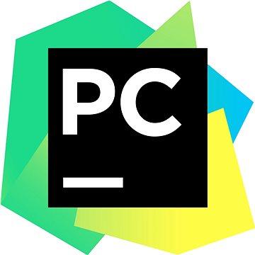 PyCharm, personal licence, předplatné na 12 měsíců (elektronická licence) - Kancelářský software
