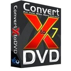 VSO ConvertXtoDVD 7, trvalá licence + aktualizace na 12 měsíců (elektronická licence) - Video software