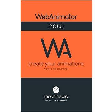 WebAnimator Now (elektronická licence) - Kancelářský software