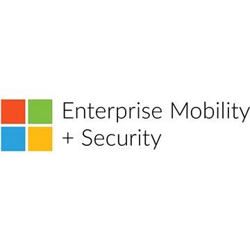 Microsoft Enterprise Mobility + Security E5 (měsíční předplatné) - neobsahuje desktopovou aplikaci - Kancelářský software