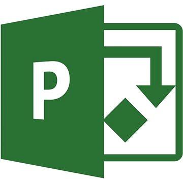 Microsoft Project Online - Plan 3 (měsíční předplatné) - Kancelářský software