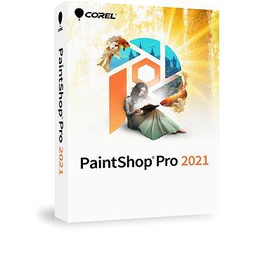 PaintShop Pro 2021 Corporate Edition pro 1 uživatele (elektronická licence) - Grafický software