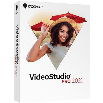 VideoStudio 2021 Business & Education Upgrade (elektronická licence) - Program na stříhání videa