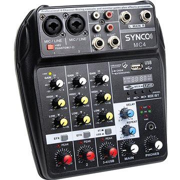 SYNCO MC4 - Mixážní pult
