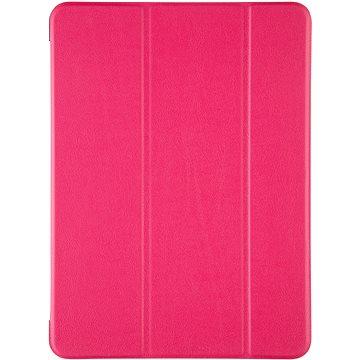 Tactical Book Tri Fold Pouzdro pro Samsung T290/T295 Galaxy TAB A 8 Pink - Pouzdro na tablet