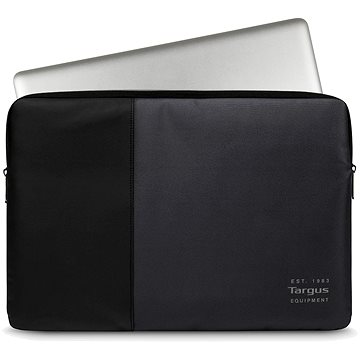 "TARGUS Pulse 15.6"" Laptop Sleeve Black and Ebony - Pouzdro na notebook"