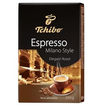 Tchibo Espresso Milano Style 250g - Káva