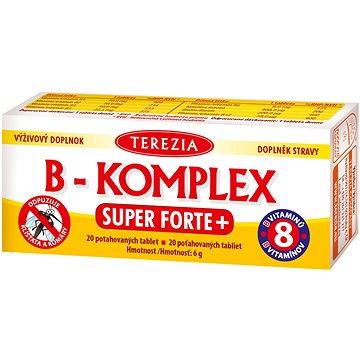 TEREZIA B-komplex Super Forte+ tbl.20 - B komplex