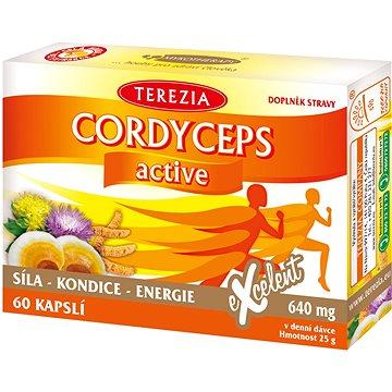 TEREZIA CORDYCEPS active 60 kapslí - Cordyceps