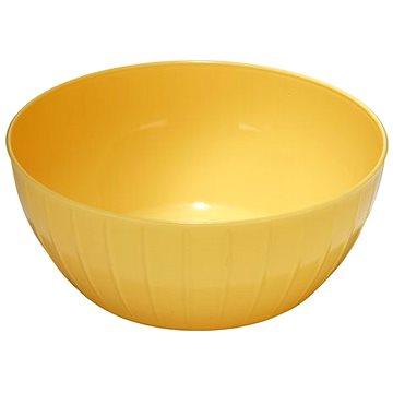 TESCOMA Mísa plastová DELÍCIA ¤ 28 cm, 5.0 l, žlutá - Mísa
