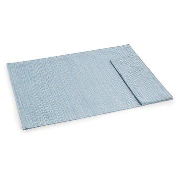 TESCOMA Prostírání FLAIR LOUNGE, 45 x 32 cm, modrá - Prostírání