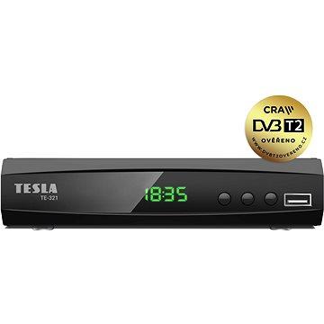 TESLA TE-321 - Set-top box