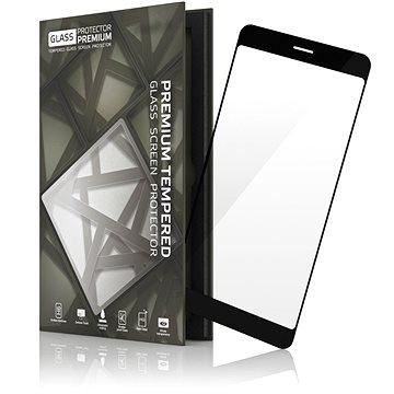 Tempered Glass Protector Rámečkové pro Huawei P10 Lite Černé - Ochranné sklo