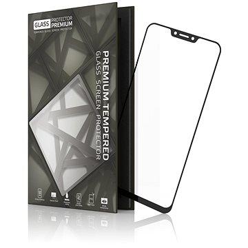 Tempered Glass Protector Rámečkové pro ASUS Zenfone 5 ZE620KL Černé - Ochranné sklo