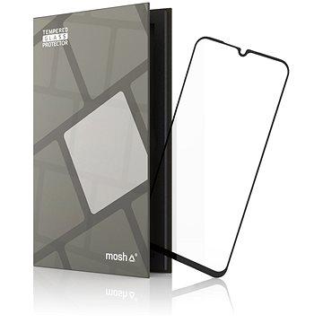 Tempered Glass Protector Rámečkové pro Xiaomi Mi 10 Lite Černé - Ochranné sklo