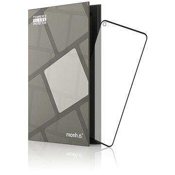 Tempered Glass Protector Rámečkové pro Huawei Nova 5T Černé - Ochranné sklo