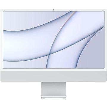 "iMac 24"" M1 CZ Stříbrný - All In One PC"
