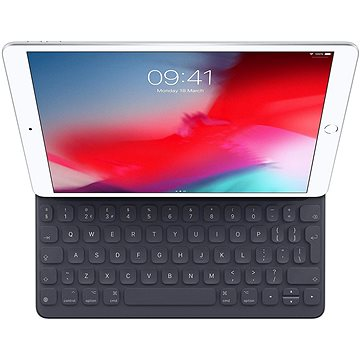 Apple Smart Keyboard iPad 10.2 2019 a iPad Air 2019 International English - Pouzdro na tablet