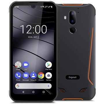Gigaset GX290 černá  - Mobilní telefon