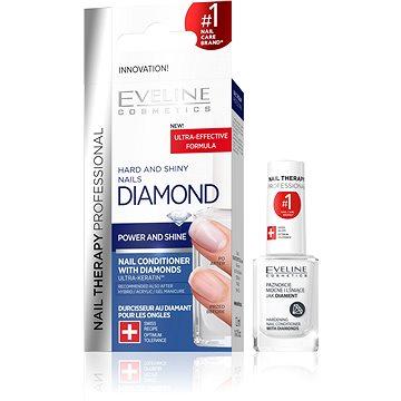EVELINE COSMETICS Spa Nail Diamond Hard and Shiny Nails 12 ml - Kondicionér