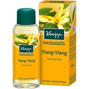 KNEIPP Masážní olej Ylang - Ylang 100 ml - Masážní olej