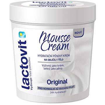 LACTOVIT Orginal Mousse Cream 250 ml - Tělový krém