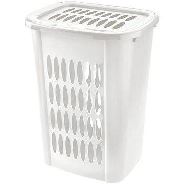 Tontarelli Koš na špinavé prádlo Cover Line 53L krémová - Koš na prádlo