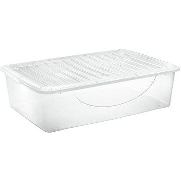 Tontarelli DODO STOCK-BOX s víkem 27L transparent - Úložný box
