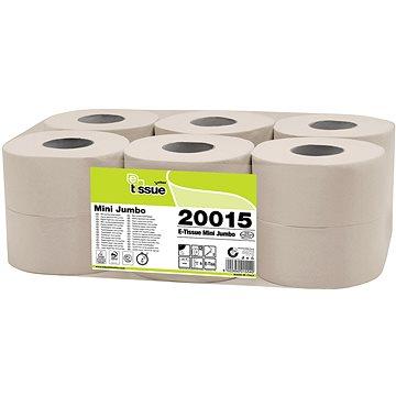 CELTEX BIO E-Tissue Mini Jumbo 12 ks - Eko toaletní papír