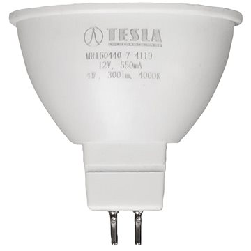 Tesla LED žárovka GU5,3 4W - LED žárovka