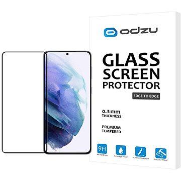 Odzu Glass Screen Protector E2E Samsung Galaxy S21+ - Ochranné sklo
