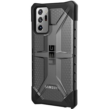 UAG Plasma Ash Smoke Samsung Galaxy Note20 Ultra 5G - Kryt na mobil