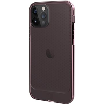 UAG U Lucent Dusty Rose iPhone 12/iPhone 12 Pro - Kryt na mobil