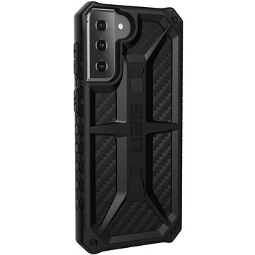 UAG Monarch Carbon Samsung Galaxy S21+ - Kryt na mobil