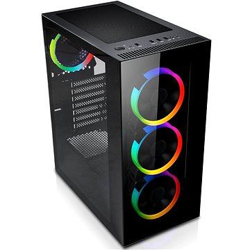 EVOLVEO Ptero Q12 - Počítačová skříň
