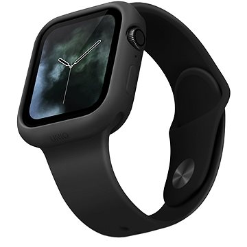 Uniq Lino pro Apple Watch 44mm Ash černý - Ochranný kryt