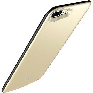 USAMS US-CD18 Battery Case for iPhone 7 / 8 / SE 2020 2500mah gold - Kryt na mobil