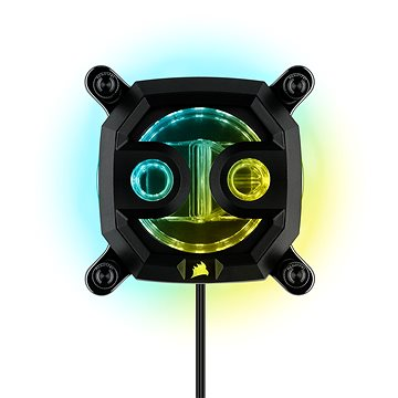 Corsair XC7 RGB(1200/AM4) Black - Vodní blok pro CPU