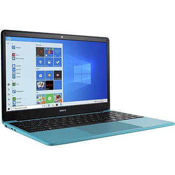 Umax VisionBook 14Wr Turquoise - Notebook